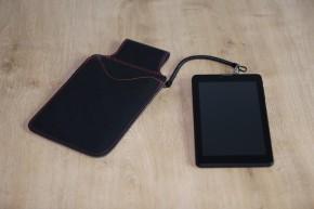 Usnjena torbica za 5-10 inch telefone/tablice